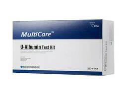 Набор для определения микроальбумина MultiCare 1 шт. .. .