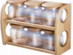 Набор для сыпучих продуктов Alpari В0024