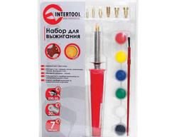 Набор для выжигания Intertool RT-2040