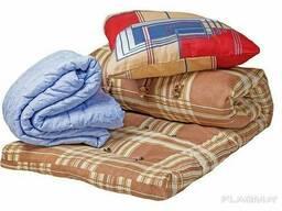 """Спальный комплект """"УЮТ"""" (матрац, подушка, одеяло) 1спальный"""