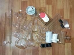 Набор химической посуды Юный химик для экспериментов опытов для школьников