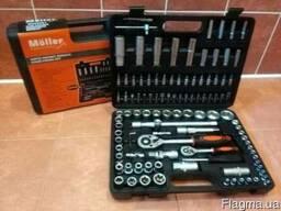 Набор инструментов из 108 элементов Müller Professional