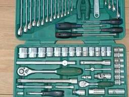 Набор инструментов Jonnesway 101 предмет. Универсальный