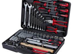 Набор инструментов, ключей 80шт ULTRA (6001112)