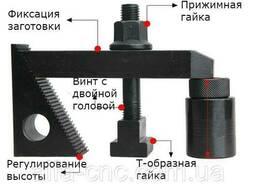 Набор комбинированных прижимных пластин (фрезерный станок)