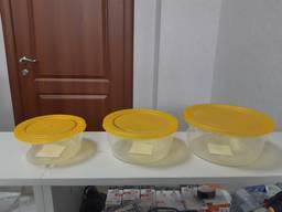 Набор контейнеров пищевых герметических 3в1