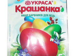 """Набор красителей для пасхальных яиц """"Крашанка"""" (5. .."""