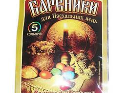 """Набор красителей для пасхальных яиц """"Пасхальные краски"""". .."""
