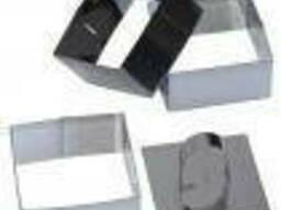 Набор квадратных форм для гарниров и десертов, 3 штуки