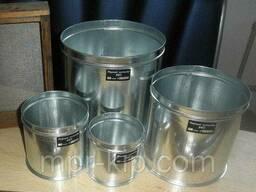 Набор мерных цилиндров МП (1, 2, 5, 10 Л) (с НДС +20%) ДСТУ Б В. 2. 7. -264:2011, ГОСТ 9758.