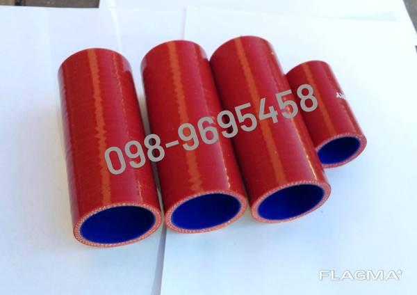 Набор патрубков радиатора 45/36-1303010, силикон, трактор ЮМЗ, (Д-65)
