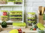 Набор пищевых емкостей для хранения и заморозки BranQ. .. - фото 2