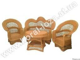 """Набор плетеной мебели """"элит"""" 1214-34"""