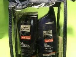 Набор подарочный для мужчин (Гель душ 250мл Гель после брить