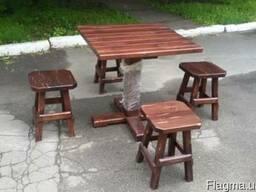Куплю наборы столов и стульев. Выкуп мебели бу