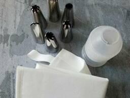Набор (тканевый мешок 6 насадок с переходником)