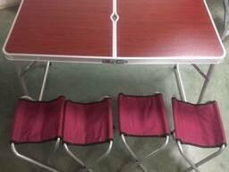 Набор туристической мебели FTS1-4, мебель для пикника