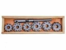 Набор зенкеров для сёдел клапанов Lanos (Ланос) 1.6 16V ШАРЛАН16К-9Р