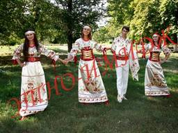 Национальный костюм Украина