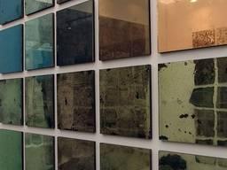 Зеркало Закаленное : Золото, Бронза, Графит, Шпион, Гезелла