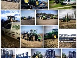 Надаємо послуги обробітку грунту, оренда тракторів.