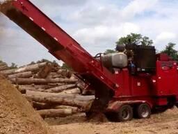 Подрібнювач деревини Rotochopper (по всій Україні)