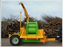 Подрібнювач деревини (по всій Україні)
