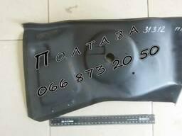 Надставка брызговика ВАЗ 2105, 2107 левого (пр-во. ..