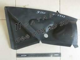 Надставка брызговика ВАЗ 2106 правого (пр-во Северодонецк)