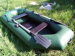 Надувная лодка колибри к280т