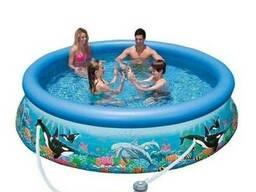 Надувной бассейн басейн Intex 54906.