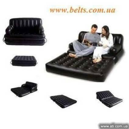 Надувной диван-трансформер 5 в 1 Бествей (BestWay) 67356