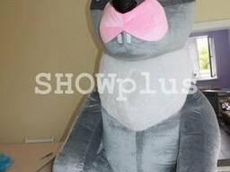 Надувной костюм (пневмокостюм) Заяц Сеня