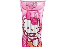 Надувной матрас матрац Intex 58718, Hello Kitty