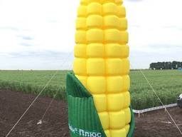 Надувная конструкция кукуруза 4 метра