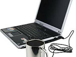 Нагреватель для чашки с USB Hub на 4 порта.