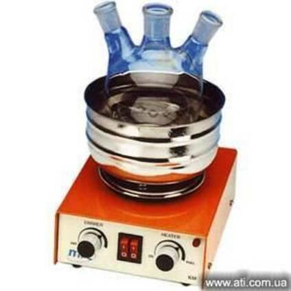 Нагреватель и размешиватель жидкости KJLS-1000