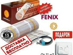 Нагревательный кабель мат теплый пол Fenix Чехия