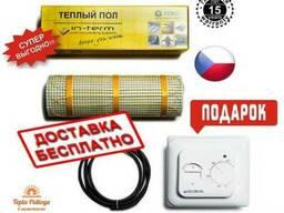 Нагревательный кабель мат теплый пол In-Term Чехия