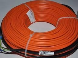 Нагревательный кабель теплый пол терморегулятор в подарок