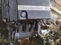 Накладка двигателя Mercedes-Benz W211 мерс w211 1, 8 бензин