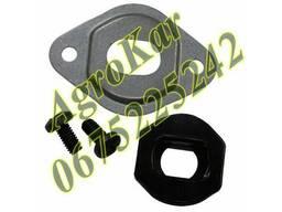 Накладка H87044, H87192, H86918 металлическая пальца шнека ж