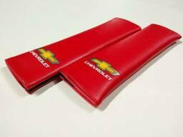 Накладка на ремень безопасности Chevrolet RED