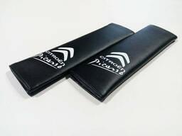 Накладка на ремень безопасности Citroen Picasso Black