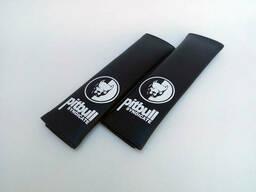 Накладка на ремень безопасности Pitbull Black