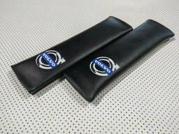 Накладка на ремень безопасности Volvo Black