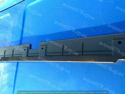 Накладка порога пола передняя правая Таврия. ЗАЗ 1102-5109068