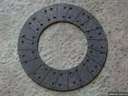 Накладка сцепления фрикционная (сверленная) (ТИИР) 184-16011