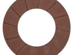 Накладка тормозного диска МТЗ. ЮМЗ (малый )