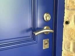 Накладки на двери.из мдф крашеные в Ral для улицы